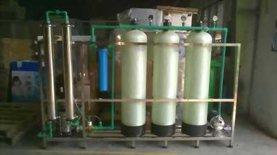 Cần bán giàn máy lọc nước công nghiệp công suất 12