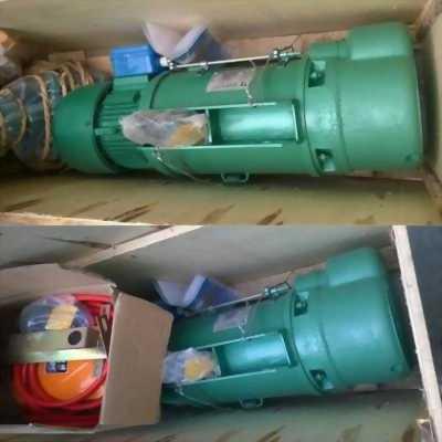 Bán pa lăng cáp điện trung quốc CD1 giá rẻ