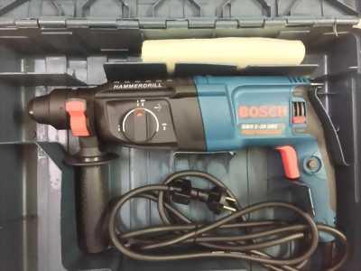 Chuyên phân phối các loại máy khoan bê tông Bosch