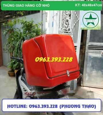 Thùng giao hàng, Thùng ship hàng giá rẻ tại Hà Nội