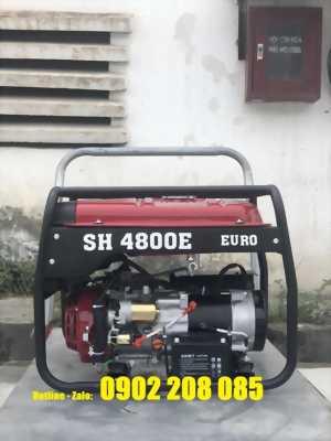 Bán Máy Phát Điện Honda Thailand SH48000E-3.8kw Giá Rẻ Nhất