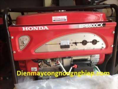 Giảm Giá Sốc Khi mua Máy Phát Điện Honda Ep6500cx đề nổ tại Hà nội
