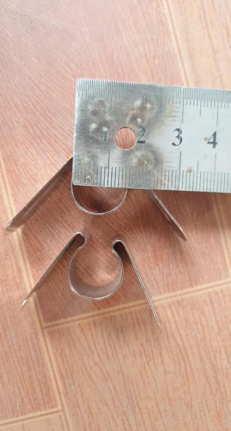 Kẹp đấu đầu điện cacbonsilic phi 6