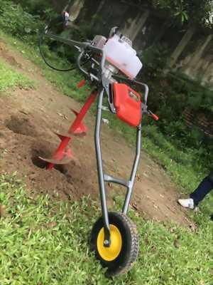 Máy khoan lỗ trồng cây, máy khoan đất giá rẻ