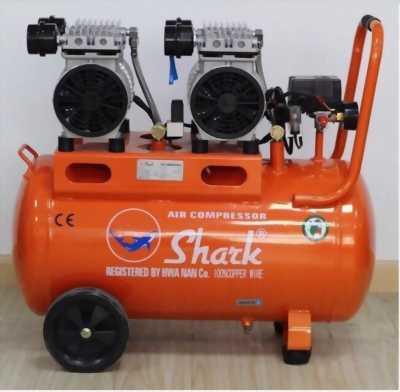 Máy nén khí không dầu Shark 24 lít