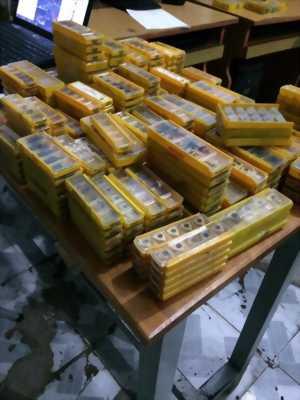 Chíp máy Tiện và máy Phay CNC