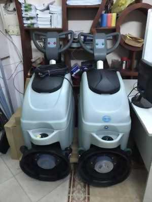 Máy chà rửa sàn liên hợp tự động  công nghiệp LONGLIFE / STRONGMAN XD2A