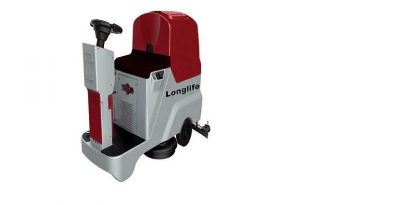máy chà sàn công nghiệp longlife/strongman LL55B
