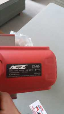 Máy cắt gạch ACZ 9110