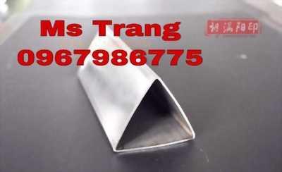 Thép không gỉ dị hình tam giác