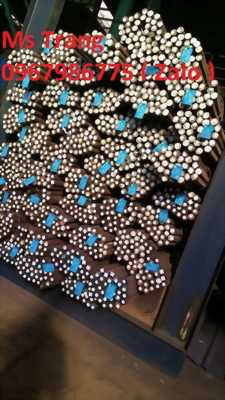 Thép tròn hợp kim SNCM 439 - Cung cấp đầy đủ CO , CQ