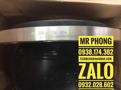 khớp nối mềm inox 304 -giá khớp nối mềm inox 304 -khớp nối mềm inox mặt bích - khớp nối mềm inox dn50-khopnoimem