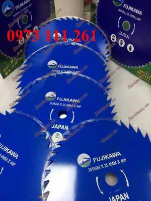 Lưỡi cắt cỏ tròn  FUJIKAWA –đường kính 30 cm-Made in Japan
