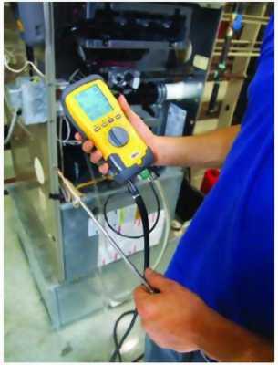 Máy đo khí thải, đo khí độc, đo khí xăng dầu