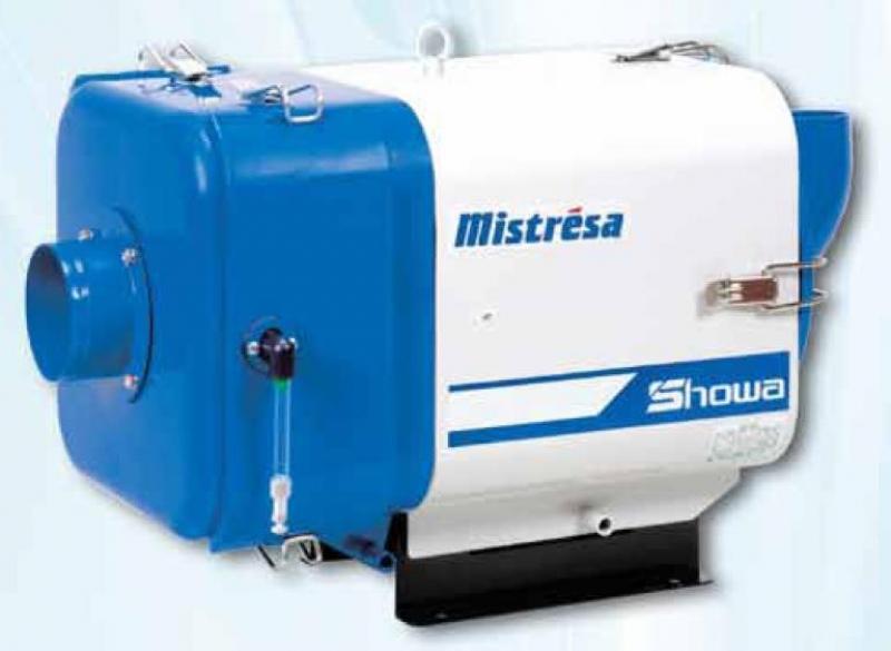 Máy hút hơi dầu cho máy CNC, lọc không khí