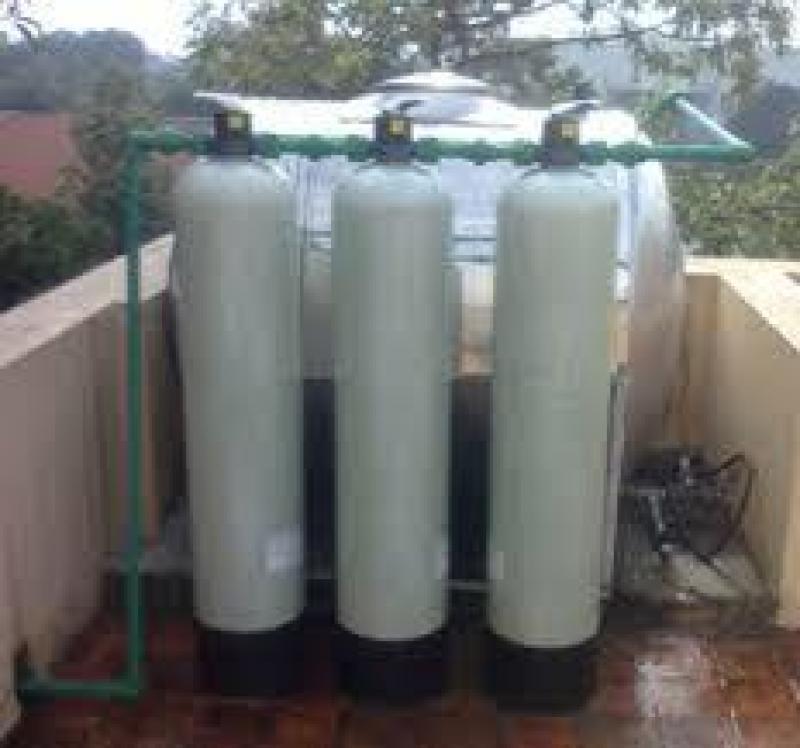 Xử lý nước phèn công nghiệp