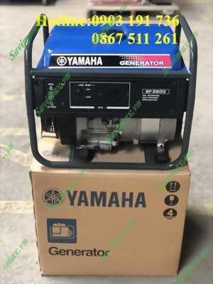 Máy phát điện gia đình giá rẻ tại Hà Nội, Máy phát điện Yamaha 2600 chính hãng Thái Lan