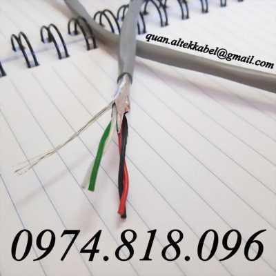 Cáp tín hiệu vặn xoắn, cáp tín hiệu rs485 Altek Kabel