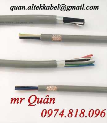 Cáp điều khiển chống nhiễu Altek Kabel - tiêu chuẩn CE