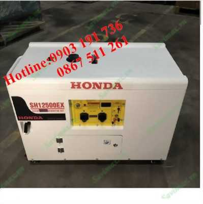 Máy phát điện gia đình, công nghiệp- Máy phát điện Honda SH12500EX