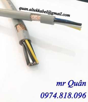 Cáp điều khiển Altek Kabel 2cx1.5mm2 - bọc giáp chống nhiễu