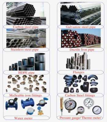 Chuyên cung cấp van, ống và phụ kiện Công Nghiệp