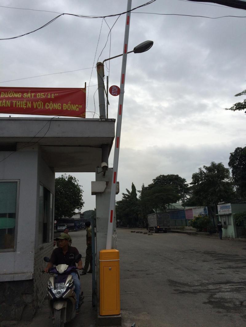 Cung cấp barrier giá rẻ tại biên hòa, đồng nai