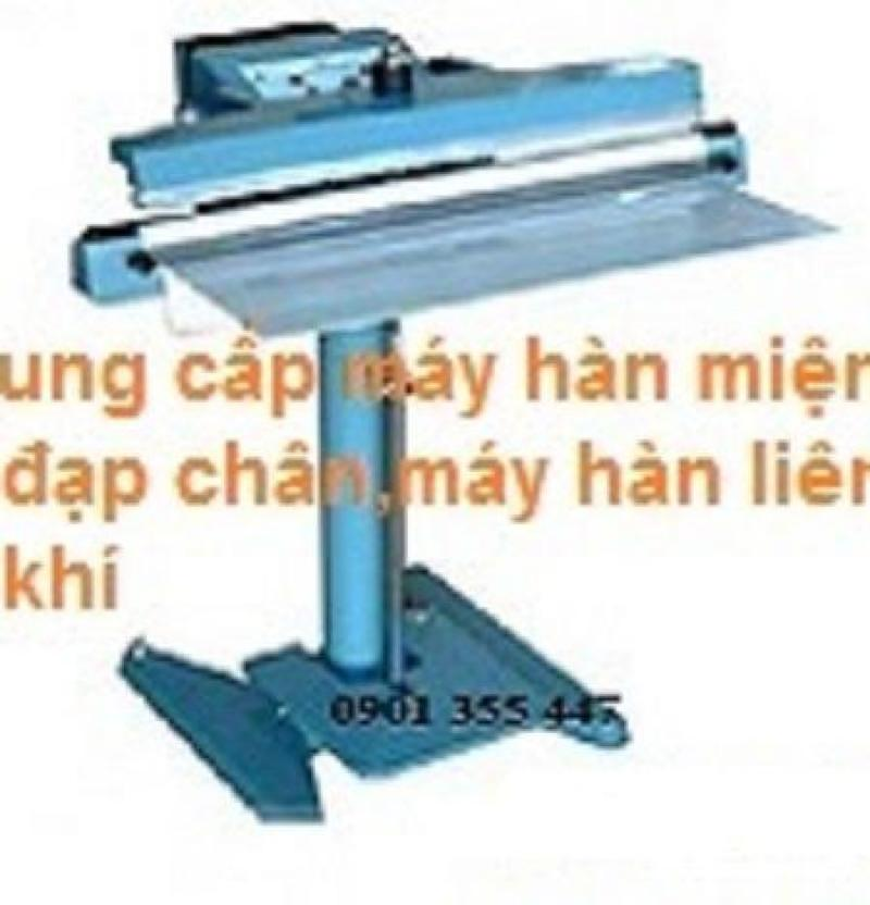 Máy ép túi pp,pe,pvc,nhôm,thiết xuất sứ đài loan PS-600 giá rẻ tại Bình Bương
