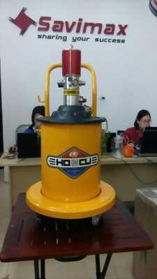 Máy bơm mỡ công nghiệp giá rẻ tại Hà Nam