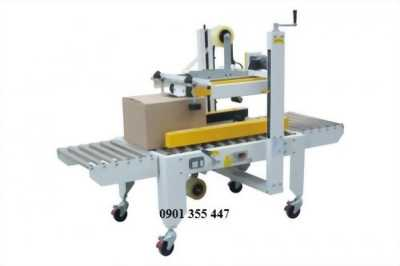 Máy chuyên dùng dán băng keo thùng carton model WP-5050RL giá tốt tại Bình Phước
