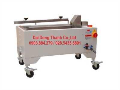 Máy chuyên dùng gấp và dán đáy thùng carton model WPF-50S giá tốt tại Bình Phước