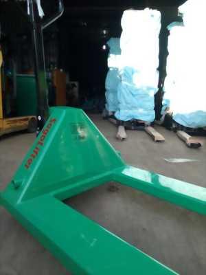 Xe nâng tay thấp 2,5 tấn giá giảm sốc tại Thanh Hóa