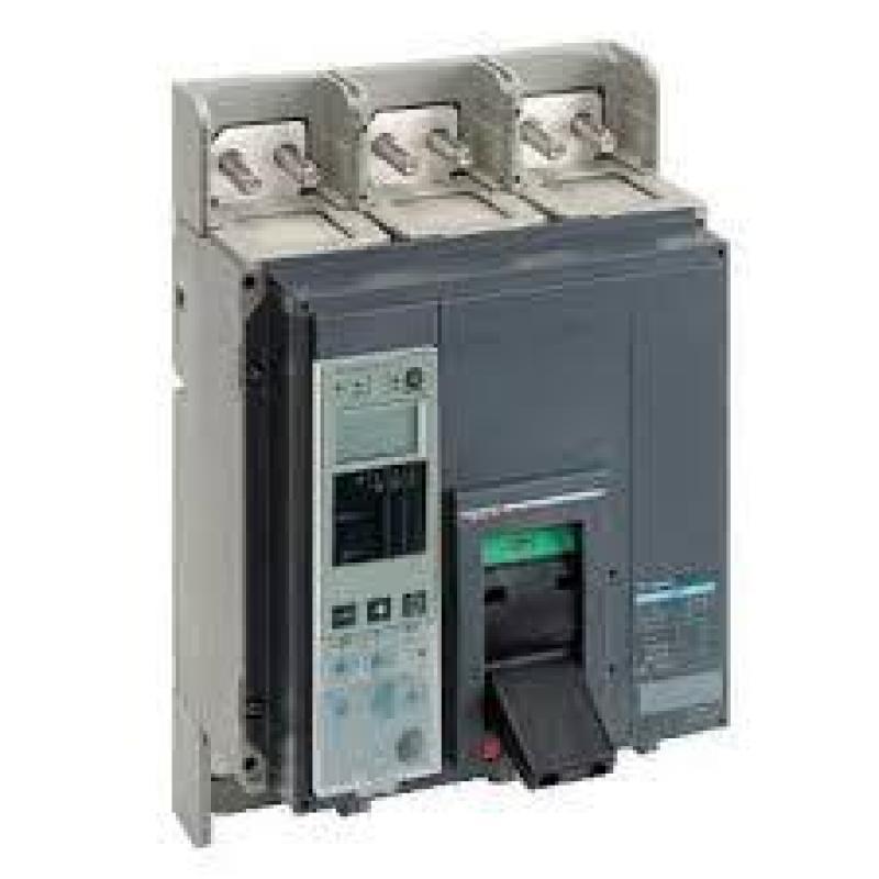 Mccb compact aptomat NS080N3M2  3P 800A 50kA