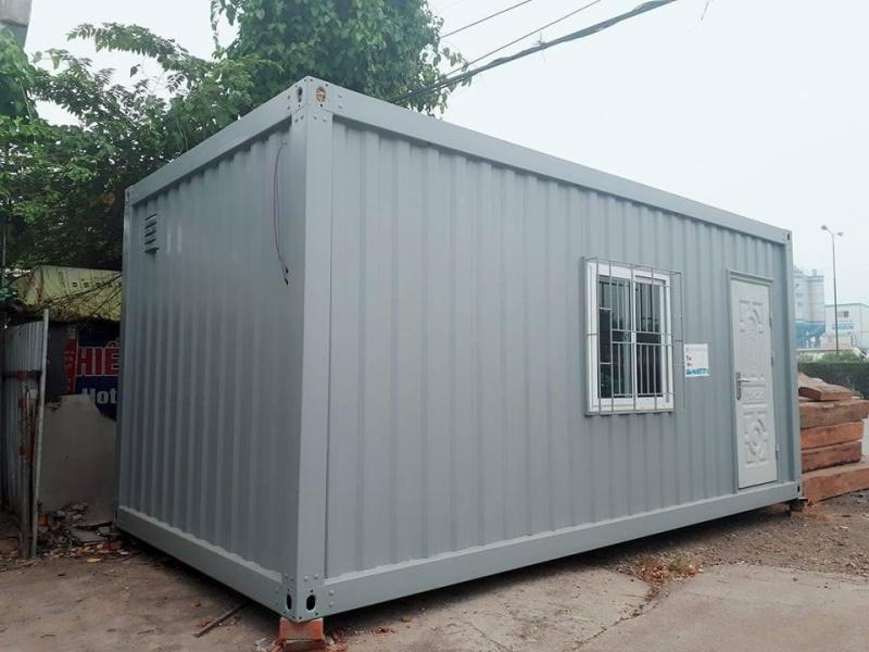 Nhà container Hoằng Giai
