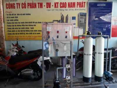 Lắp đặt hệ thống lọc nước uống tinh khiết