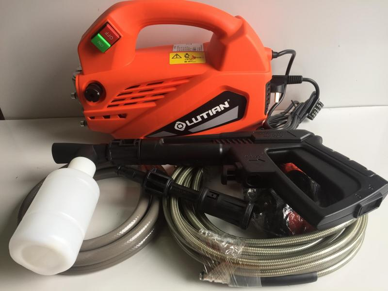 Chuyên phân phối các loại máy rửa xe cao áp, máy rửa xe LUBA
