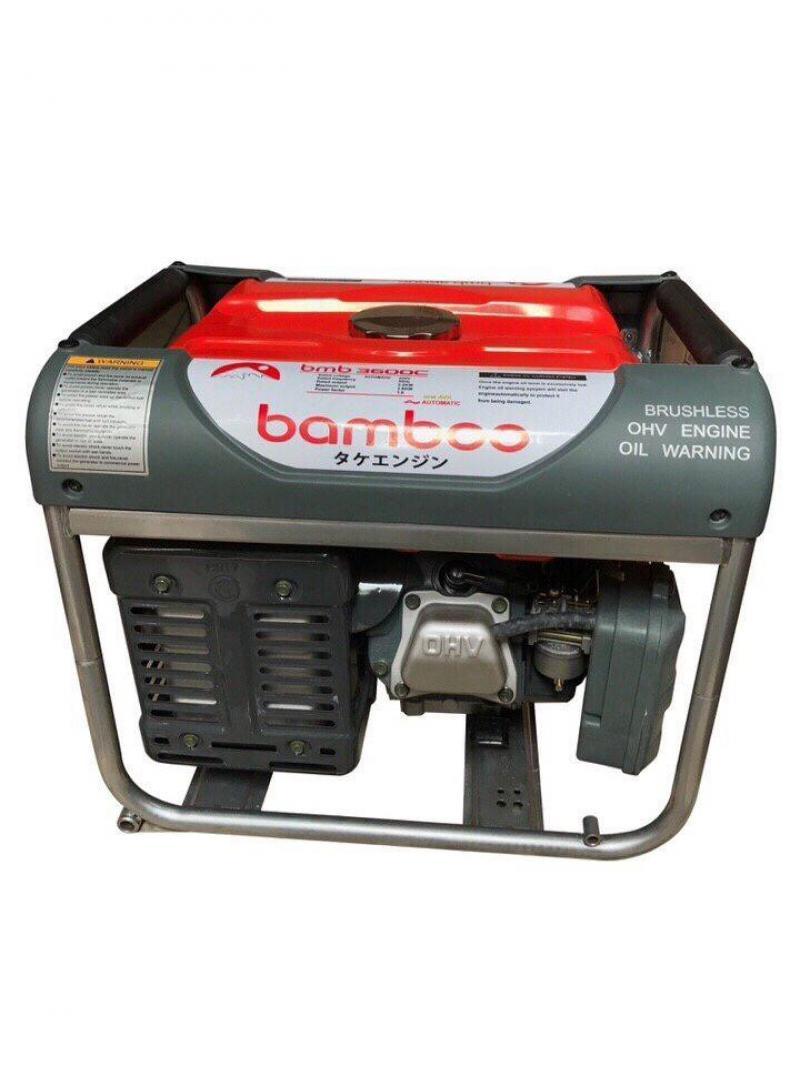 Máy phát điện gia đình BMB 3600C