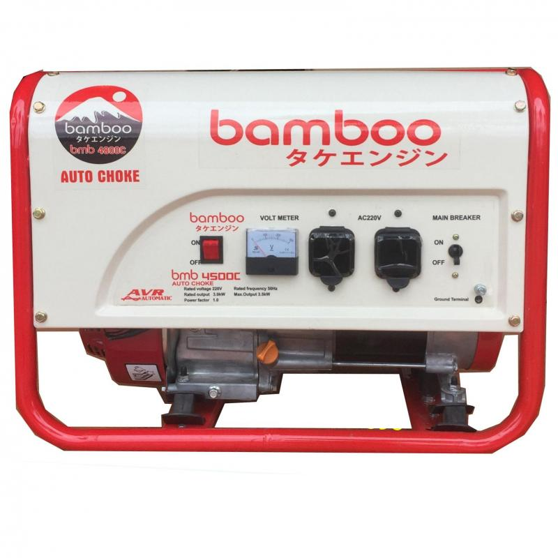 Máy phát điện gia đình 3Kw BMB 4800C