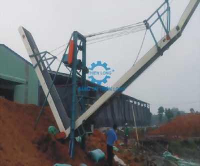 Cung cấp băng tải cầu cảng