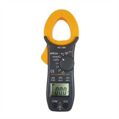 Ampe kìm số điện tử APECH AC-286