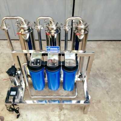 Máy lọc rượu mini 20-30lit/h Machinex tại Hà Đông