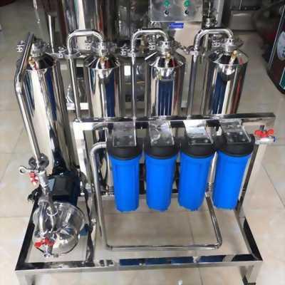Máy lọc độc tố trong rượu 100 lít/h MachinEx tại Bình Tân