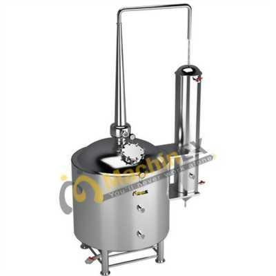Nồi nấu rượu 30kg/mẻ Machinex tại Hà Nội