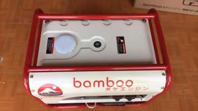Máy phát điện bamboo chạy xăng BmB 3800C