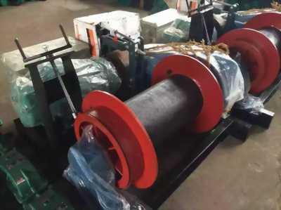 Tời kéo mặt đất 3 tấn JM3 - 16m/phut chính hãng tại Hà Nội