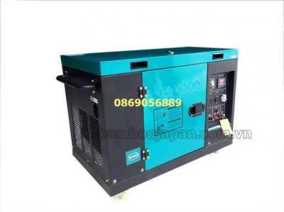 Máy phát điện Bamboo 7KW, siêu chống ồn BMB 8800ET-S