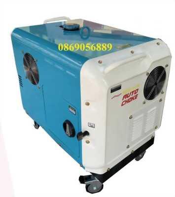 Máy phát điện 7KW chạy dầu Bamboo BMB 8500EAT, có tủ ATS