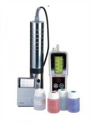 Máy đo pH, DO, EC, nhiệt độ cầm tay