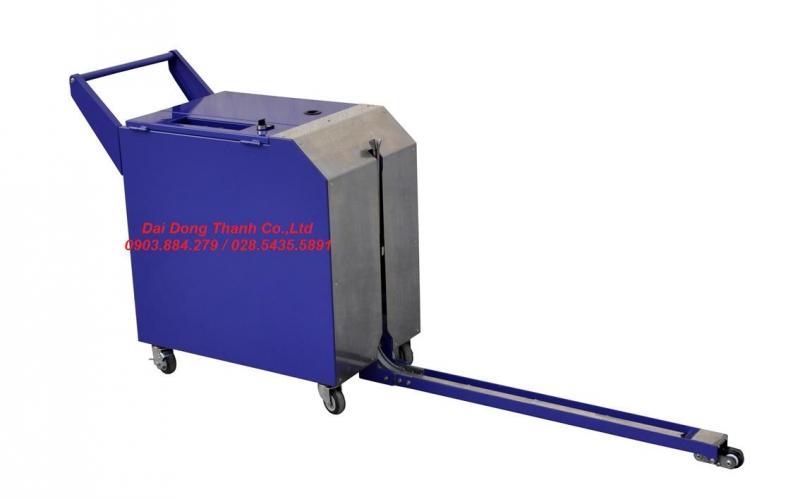 Máy niềng dây đai pp model EX-103 chính hãng Ưellpack