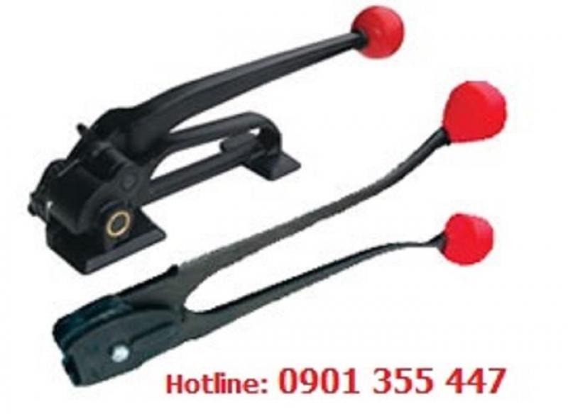 Dụng cụ siết đai thép dùng lhis nén model P383 giá rẻ